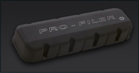 Pro-Filer Cast Aluminum Valve Covers