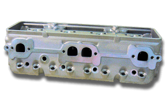 23° All American SBC Cylinder Heads