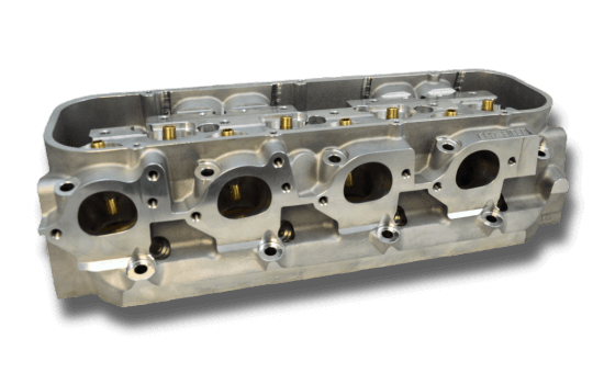 Sniper XL CNC 24 Degree Big Block Chevy Racing Heads