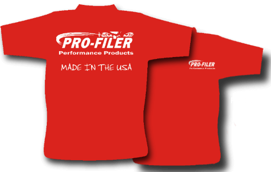 Pro-Filer Made in the USA T-Shirts